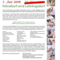 Interessant für Firmen und Schüler: das Lehrlingsdorf