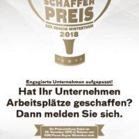 Stellenschafferpreis der Region Winterthur